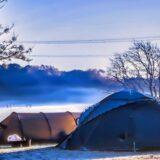 冬キャンプでも快眠したい!おすすめの寝巻きと寒さを防ぐコツ