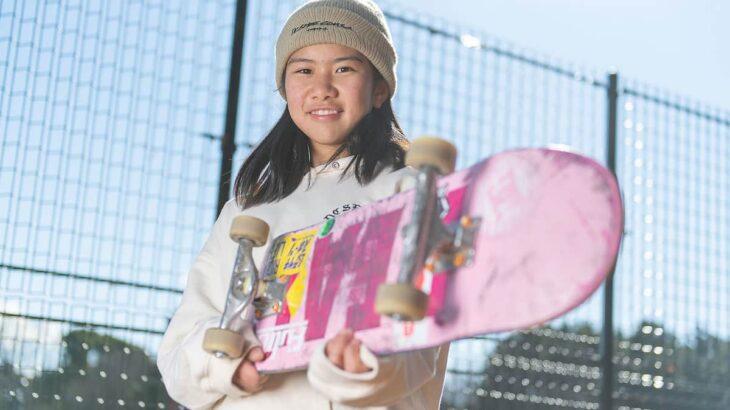 【織田夢海】伸び盛りでの五輪延期でメダル獲得も視野に。期待の中学生スケートボーダー〜取材記Part1