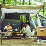 Colemanから車を有効活用できる「カーサイドテント/3025」が登場【1つで2役のお手軽キャンプ!】