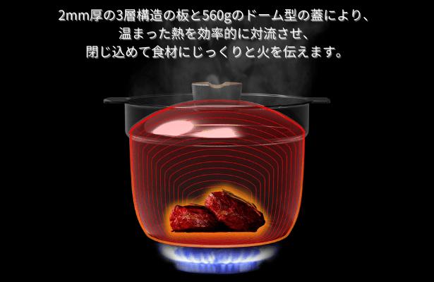 「GLAMP.マルチポット」は新潟県燕三条で創業60年ステンレス鍋工場が作った本気の鍋