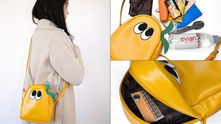 ゆるキャン△より、各務原なでしこが使用したバッグをイメージした商品シリーズ