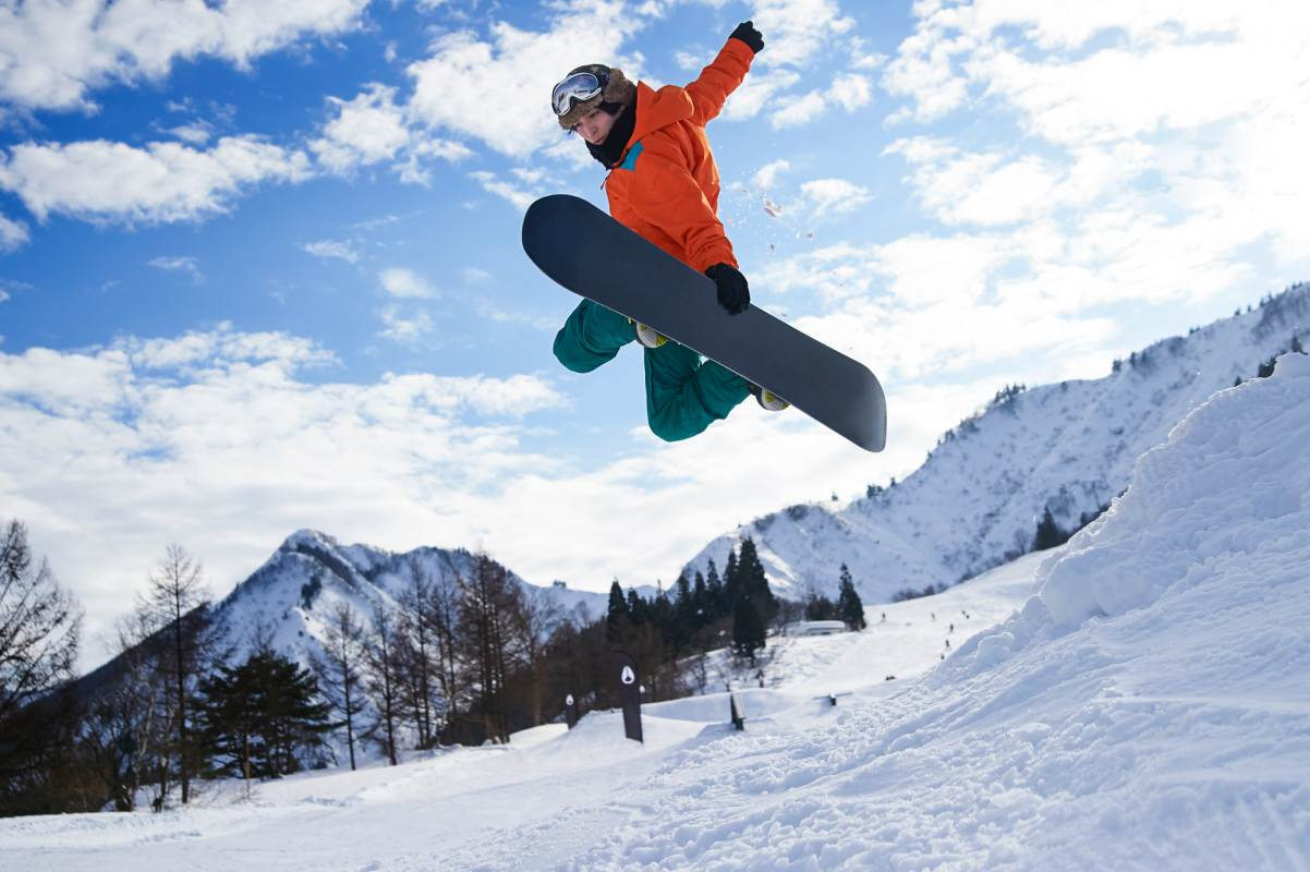 スノーボード ダリング