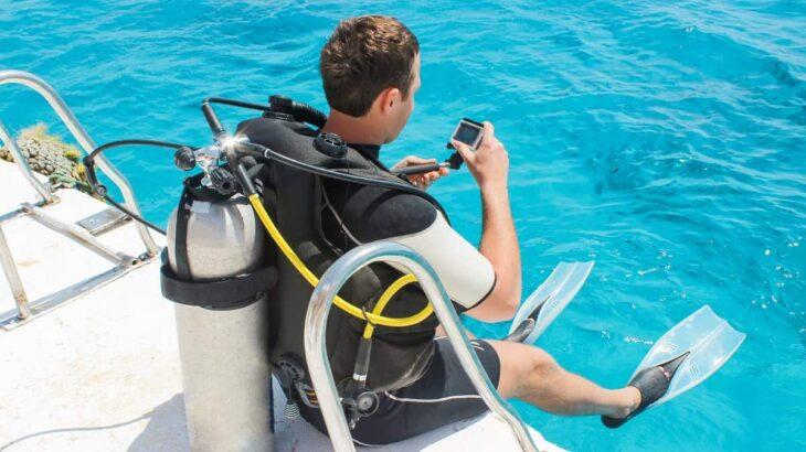 ダイビングゲージは残圧計だけで大丈夫?おすすめゲージの選び方をご紹介
