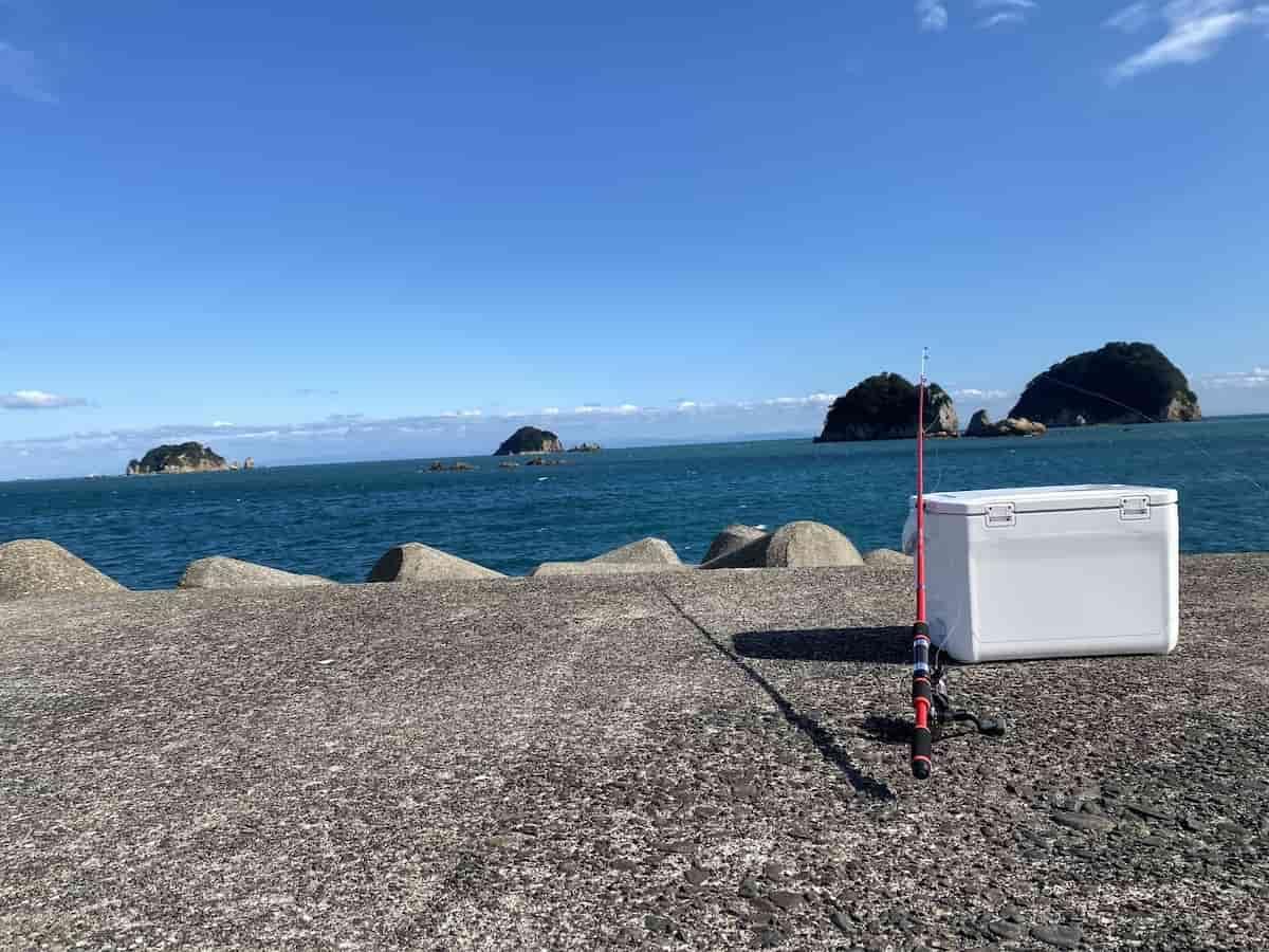 海釣り 初心者 道具