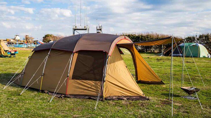 【保存版】冬キャンプは2ルームテントで快適に!ファミキャンにもおすすめのテントも