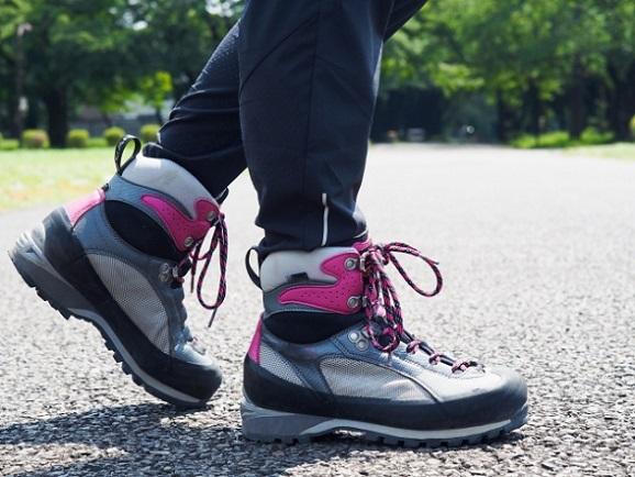 レディース用トレッキングシューズ・登山靴