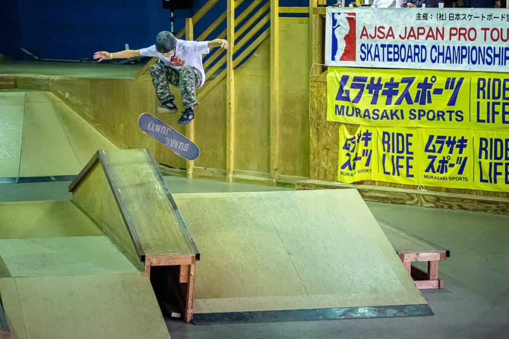 AJSA(日本スケートボード協会)