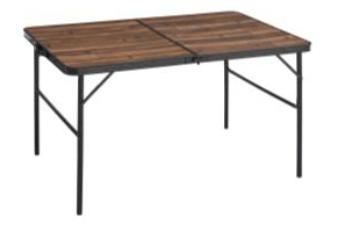 Tracksleeper テーブル