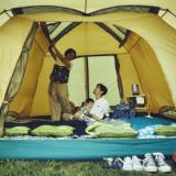 Coleman、キャンプを始めるファミリーにオススメ!入門編テントを発売
