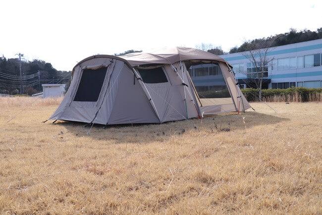 2ルームテント「AOD-1」