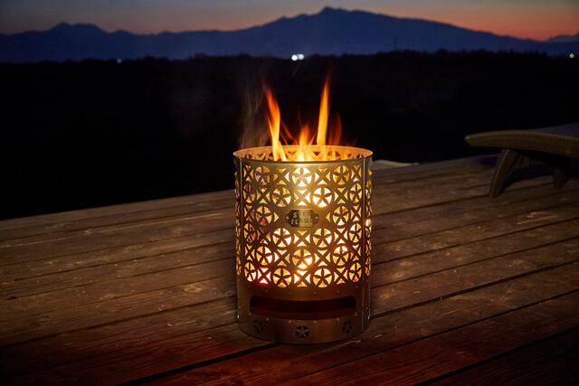 STEN FLAME GLAMP
