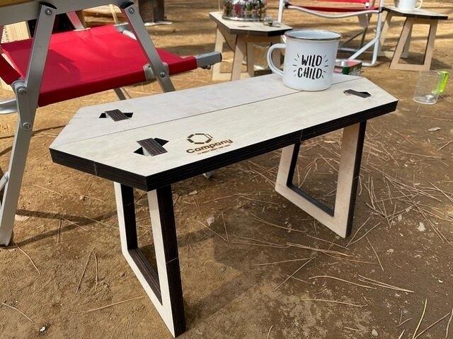 囲炉裏テーブル「iloliテーブル」