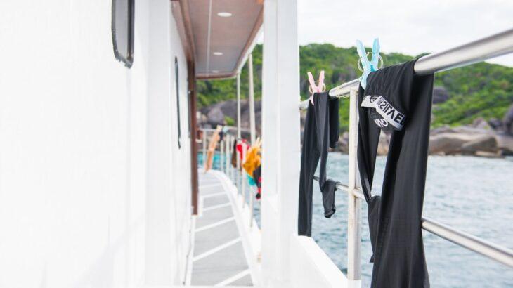 ダイビングに行くときの服装はどうしたらいい?季節に合わせて持ち物をチェック!