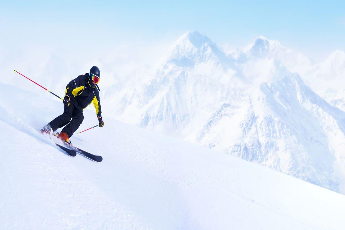 競技スキー