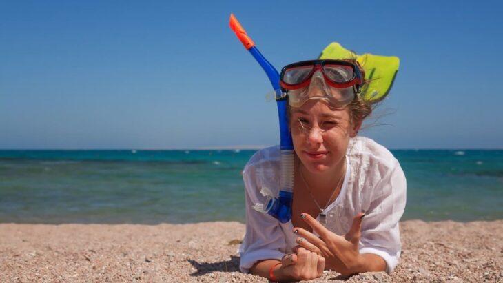 ダイビング後に頭痛が続くのは二酸化炭素が原因?正しい呼吸で予防できる