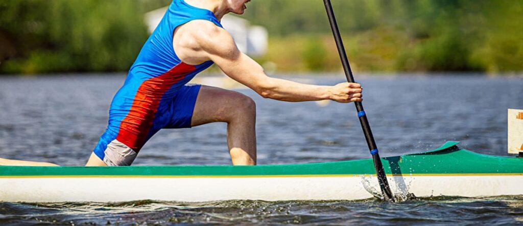 カヌー競技 オリンピック