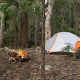 「Featherstoneツーリングテント」は春のソロキャンプに最適!