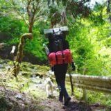 【ソロキャンプ】何を持っていく?ギアとバックパックへのパッキング方法
