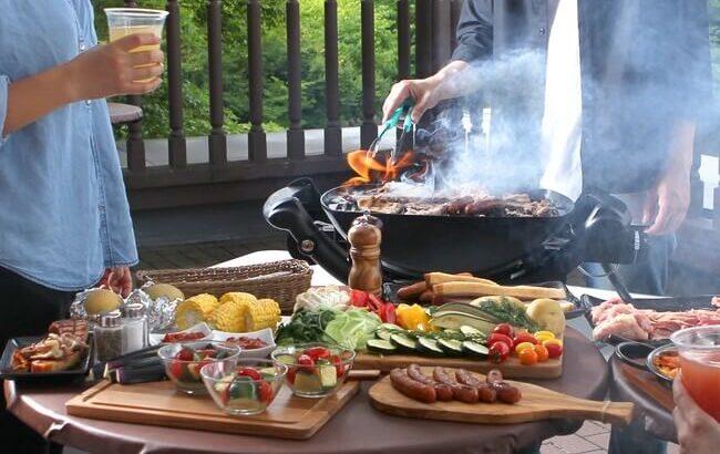 屋外BBQ「軽井沢バーベキューテラス」でGWは「自然×アウトドア」で密を避けたレジャーを楽しもう!