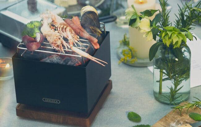 燕三条グリル「TABLETOP GRILL」「COMPACT DEEP PAN」でプレミアムな外時間を愉しむ