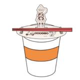 リアライズより「ゆるキャン△」のカップ麺ストッパー、除菌パッド、アルミストローなどが新発売