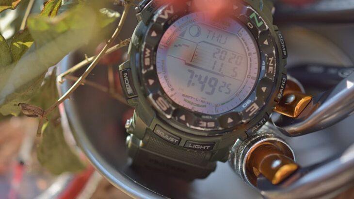 キャンプに腕時計は必要?機能的で普段使いもできる腕時計をご紹介します
