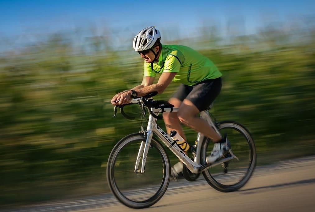DHバー ロードバイク