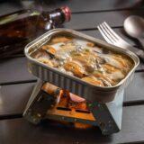 ソロキャンプは温めるだけのかんたん食材が便利!おすすめレシピも紹介