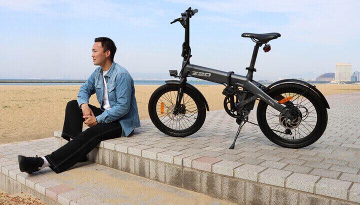 超クールな電動アシスト自転車「HIMO Z20」がついに日本初上陸