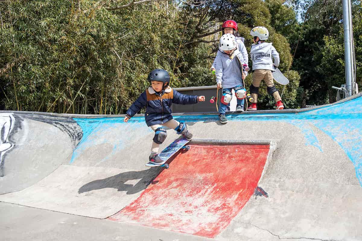 リアルタハラ スケートボード