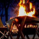 ルピン焚火台は焚火・キャンプ・タキビストすべてを満足させる簡単な組み立て