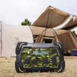 大容量ポータブル電源 「ボルトマジックPB450タフ」はキャンプ・車中泊・災害時に役立つ
