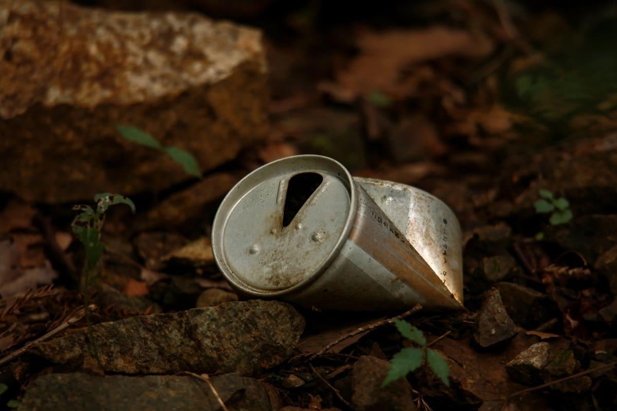 山の環境問題