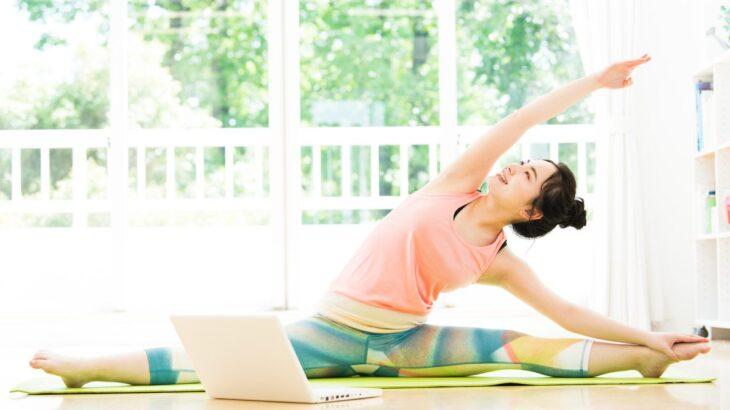 おうち時間は運動しよう!コロナ禍でも健康に過ごすために、おうちの中でできること