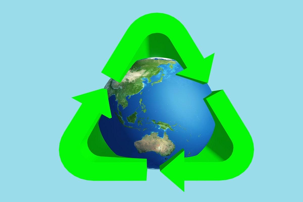 環境保護 マーク