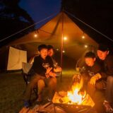 『CAMP』~ファミリーキャンプで知っておきたい9つのことが発売!ファミリーキャンプの計画から片付けまでを9つのパートで解説
