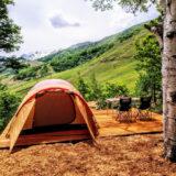 コルチナオートキャンプ場(ホテルグリーンプラザ白馬)に「フォレストエリア」がオープン