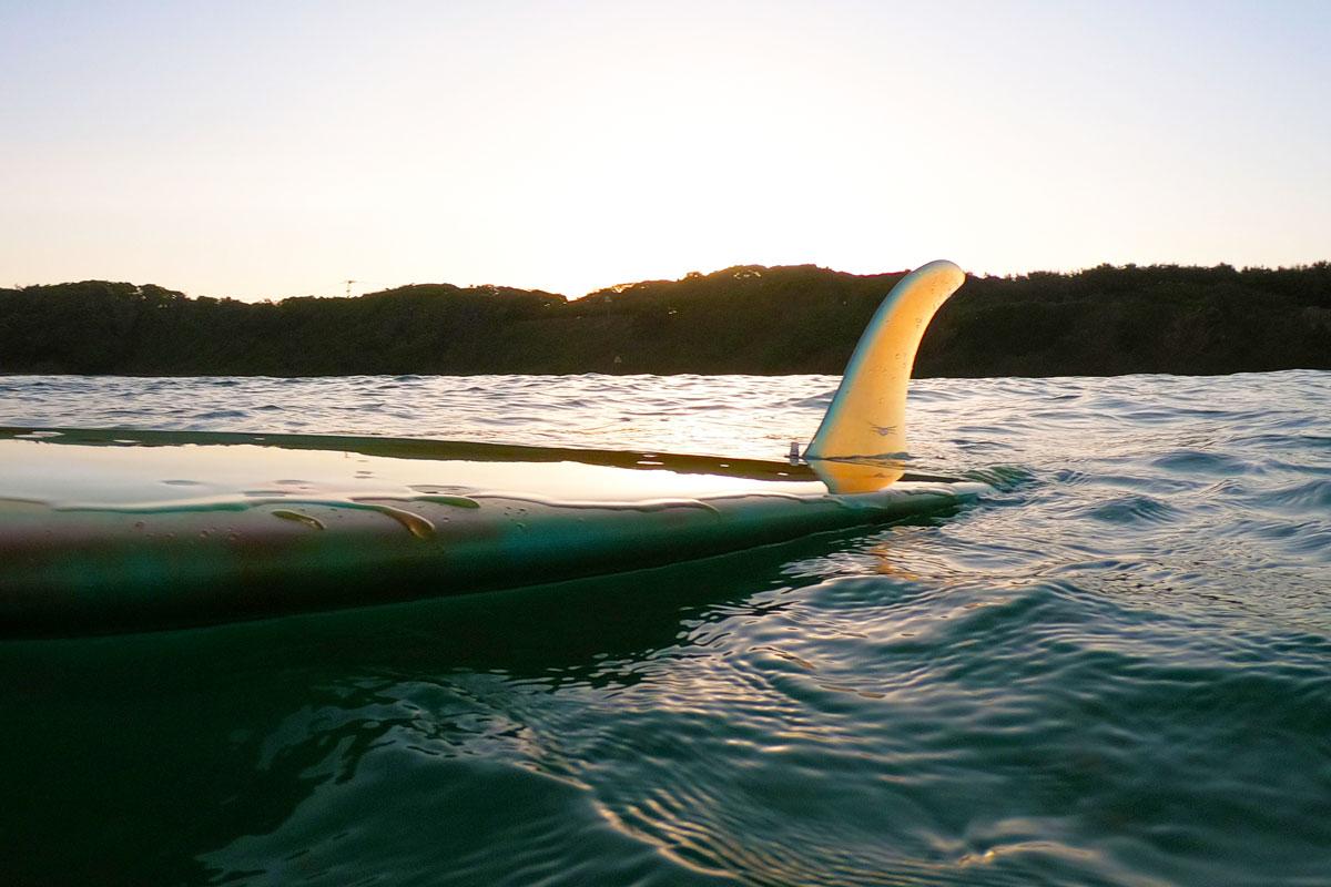 ミッドレングスサーフボード