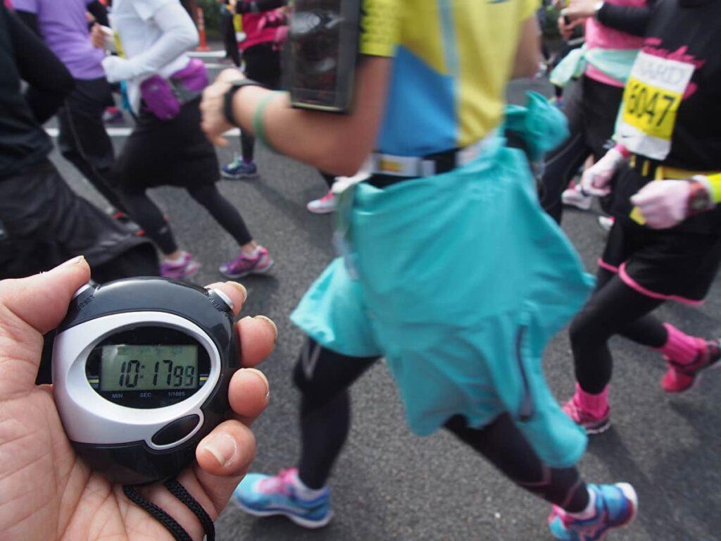 サブ5 マラソン