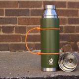 アメリカ生まれの「Mizu」、最強のアウトドアギアになる保温保冷ボトルは保温保冷性能150%アップ!