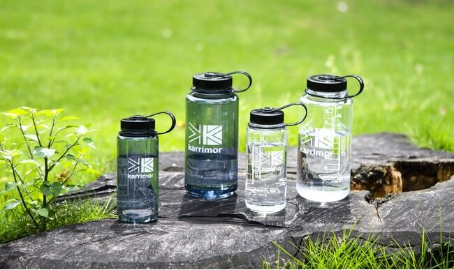 karrimor(カリマー)ストア限定のナルゲン・ボトルが発売