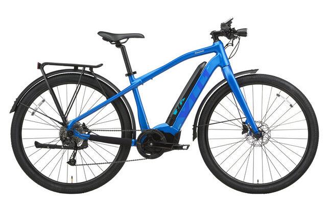 電動アシスト自転車「XU1」