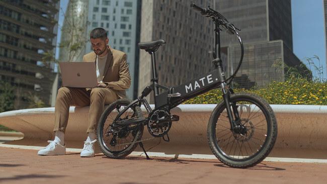 e-BIKE「MATE CITY」