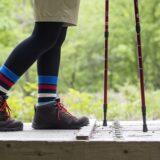 夏山登山の靴下選び!靴下は快適性と安全性を左右する重要アイテム