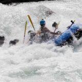 【四国・ラフティングスポット】大自然に囲まれた、迫力満点の川遊び!!