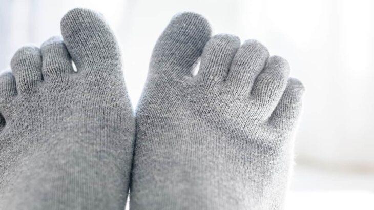 ランニングには5本指ソックスがおすすめ!理由や選びかたについて徹底解説
