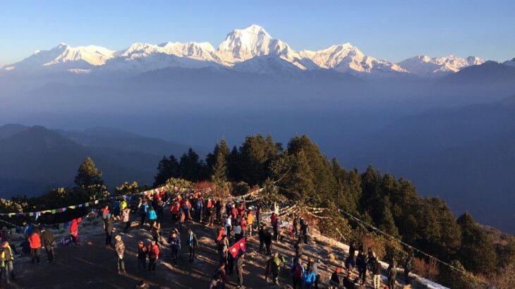 海外トレッキング ネパール