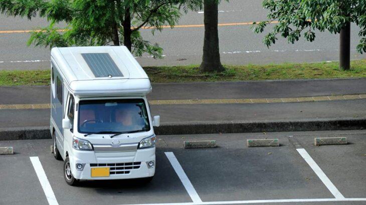 軽キャン キャンピングカー