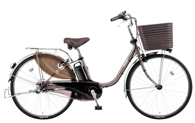 パナソニック、電動アシスト自転車「ビビ・DX」限定カラー発売