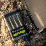 Goal Zero社製「Guide 12+Nomad 5 Solar Panel Kit」は防災やアウトドアに最適なポータブル充電器と小型ソーラーパネル